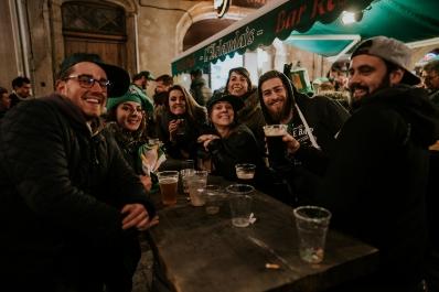 17 mars – Saint Patrick's Day